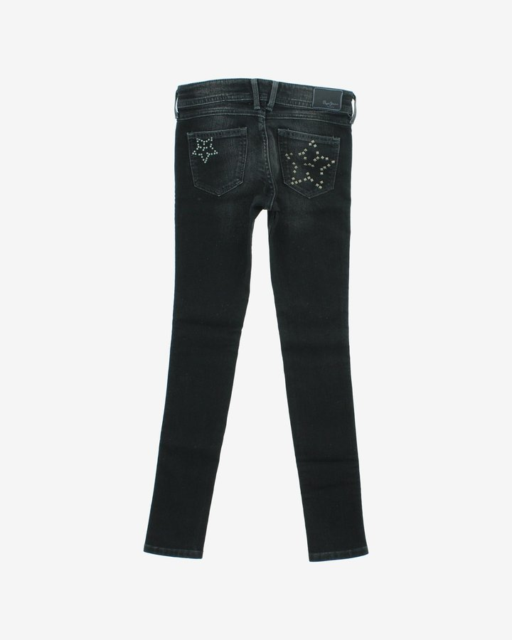 Černé dívčí džíny Pepe Jeans - velikost 116