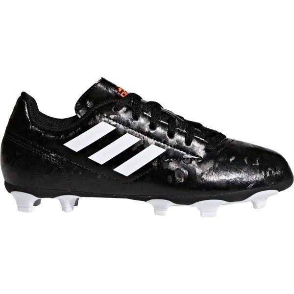 Černé dětské kopačky Adidas - velikost 37 1/3 EU