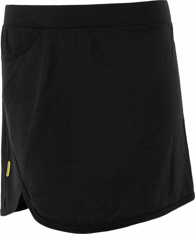 Černá dámská sukně Sensor
