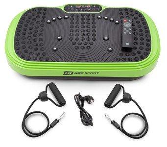 Vibrační plošina s gumovými expandéry Cube, Hop-Sport - nosnost 120 kg