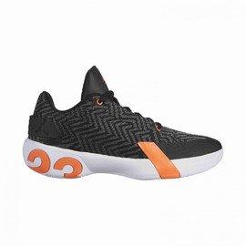 Černé pánské basketbalové boty Jordan Ultra Fly 3 Low, Jordan