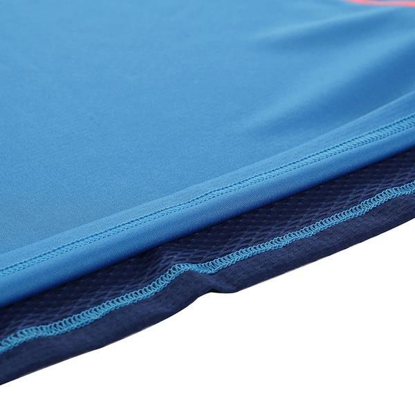 Modré dámské funkční tričko Alpine Pro