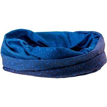 Modrý běžecký nákrčník Hi-Tec