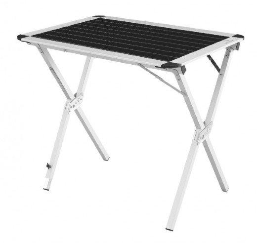 Rozkládací kempingový stůl Easy Camp - délka 80 cm, šířka 60 cm a výška 70 cm