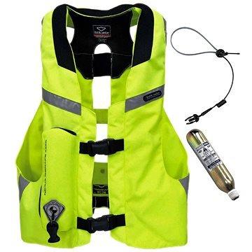 Žlutá airbagová vesta Hit-Air