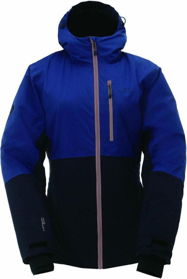 Modrá dámská lyžařská bunda 2117 of Sweden