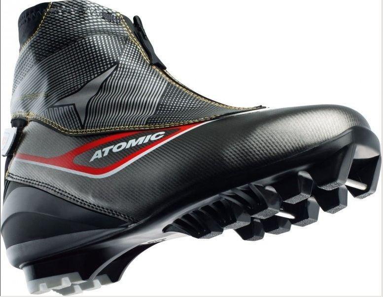 Černé boty na běžky NNN Atomic - velikost 44 EU