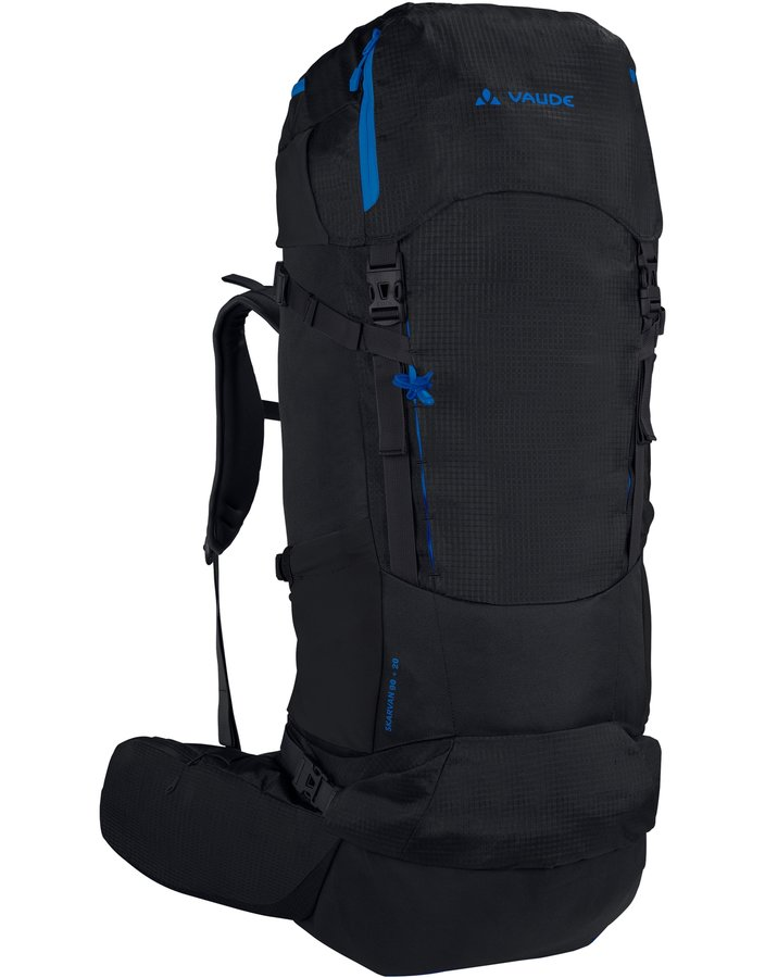 Batoh - Vaude Skarvan 90+20 XL Black