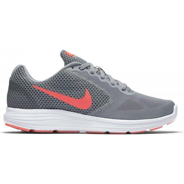 Šedé dámské běžecké boty Nike - velikost 38,5 EU