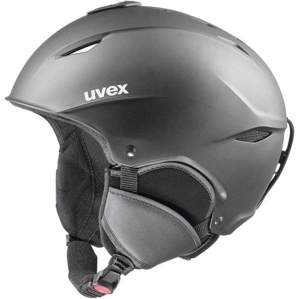Šedá pánská lyžařská helma Uvex