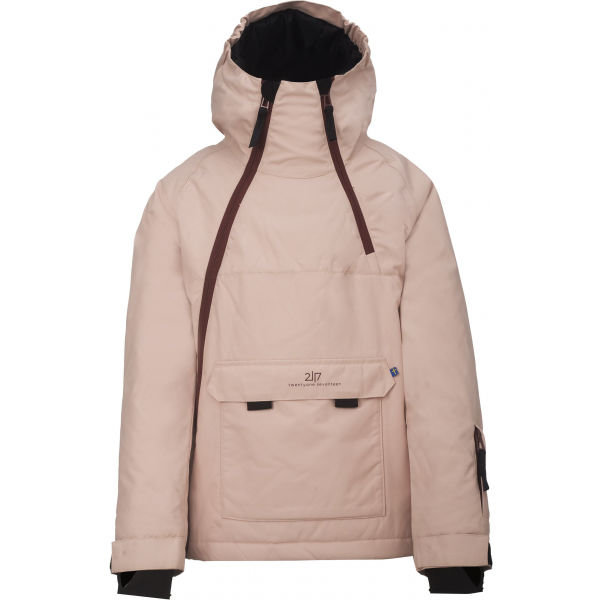 Růžová lyžařská bunda 2117 of Sweden