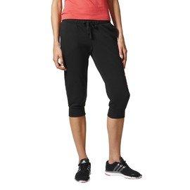 Černé dámské tepláky Adidas - velikost XS
