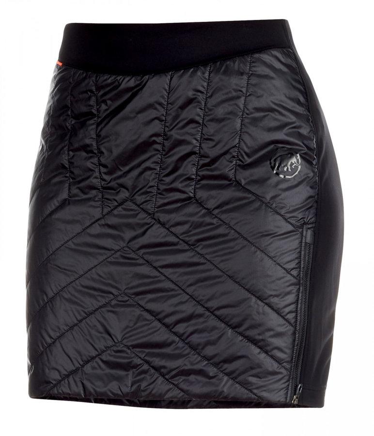 Černá zimní dámská sukně Mammut - velikost XL
