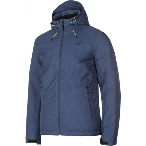 Modrá pánská lyžařská bunda 4F - velikost XL