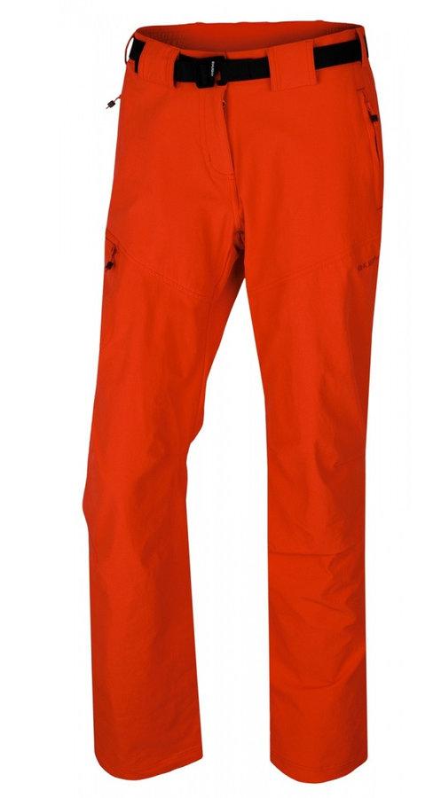 Červené dámské kalhoty Husky - velikost S