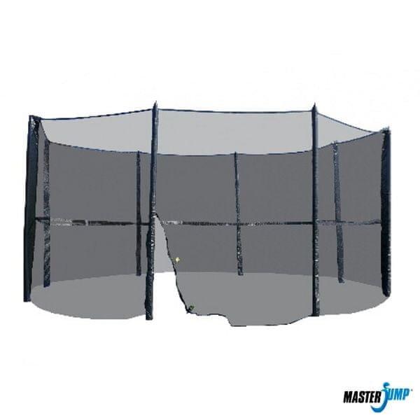 Ochranná síť na trampolínu - Masterjump ochranná síť na trampolíny 182 cm