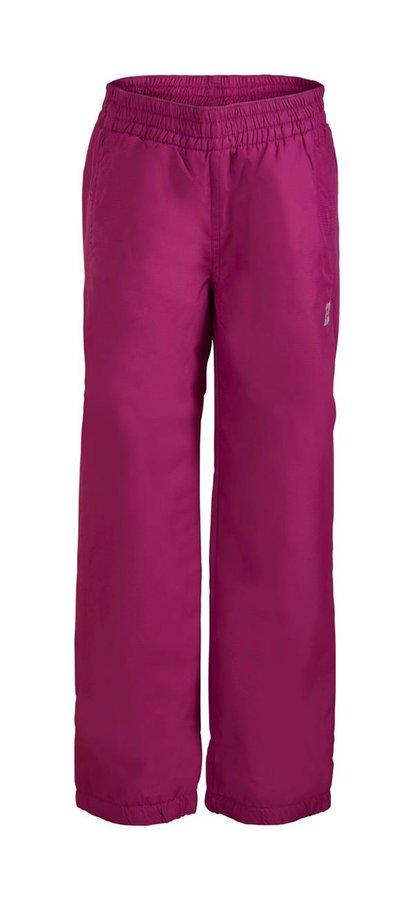 Růžové dívčí kalhoty Alpine Pro