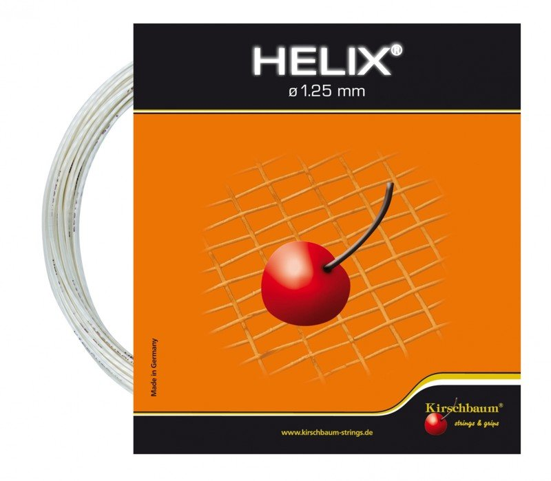 Tenisový výplet Helix, Kirschbaum - průměr 1,3 mm a délka 12 m
