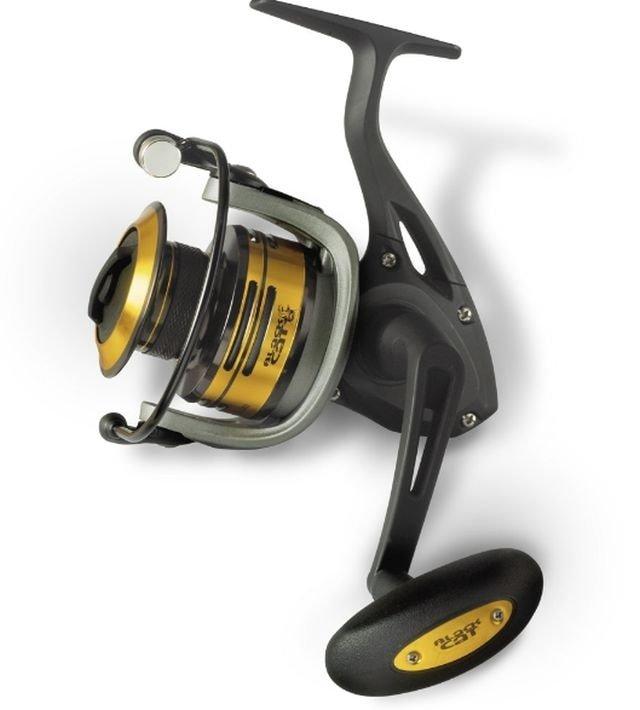 Rybářský naviják Black Cat