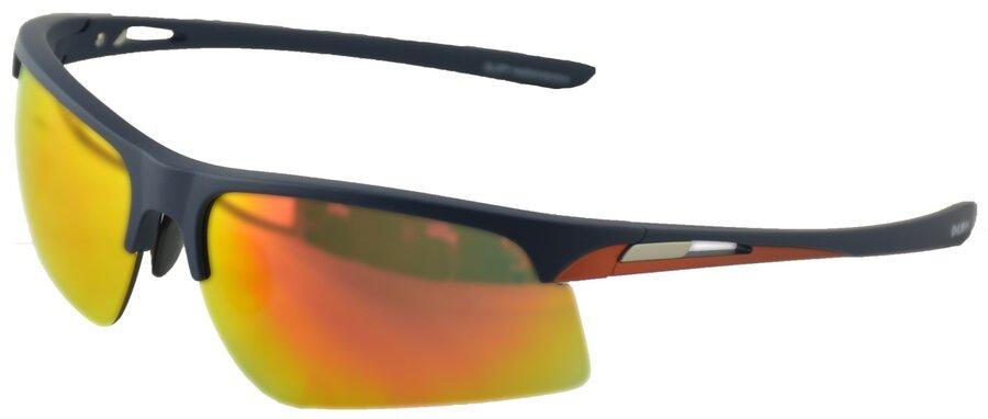 Sluneční brýle - Sportovní brýle Slupy modrá/oranžová