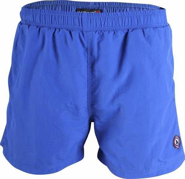 Kraťasy - MARINE - pánské plážové šortky - modré