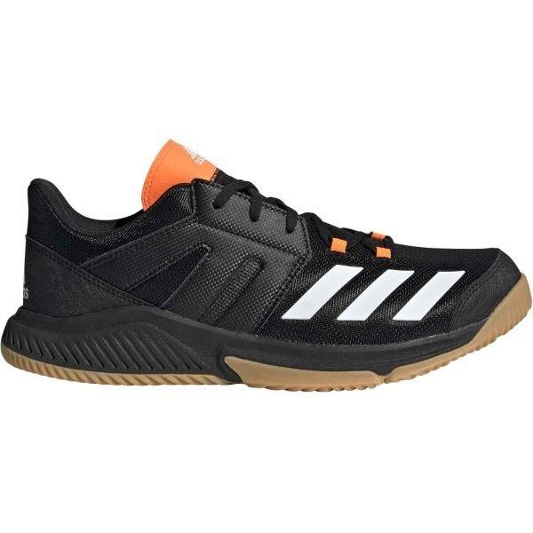 Černé pánské boty na házenou Adidas