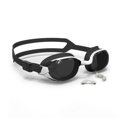 Černé plavecké brýle B-FIT, Nabaiji
