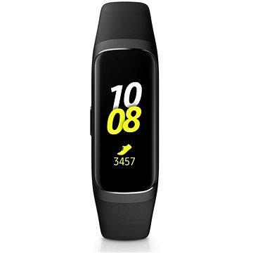 Černý fitness náramek Galaxy Fit, Samsung
