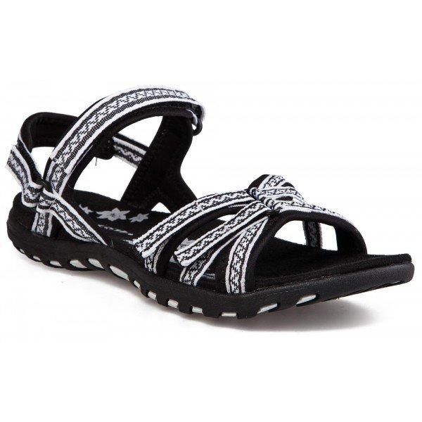 Bílé dámské sandály Loap - velikost 36 EU