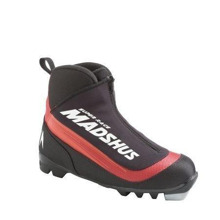 Černé dětské boty na běžky NNN Madshus - velikost 28 EU
