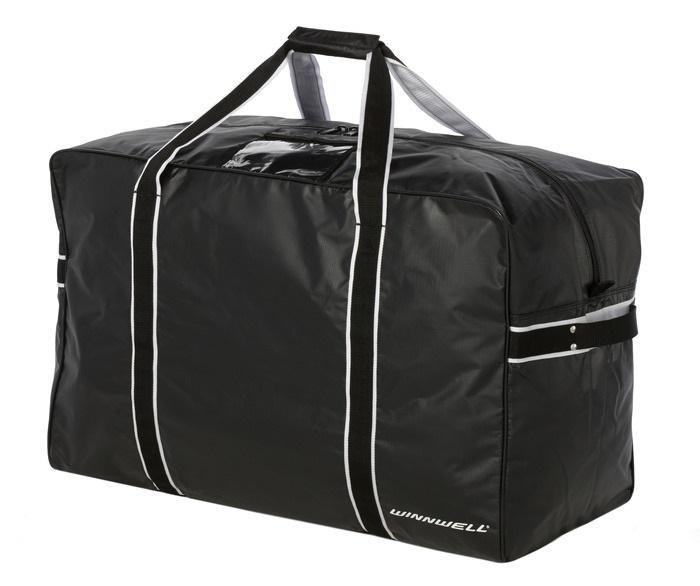 Černá taška na hokejovou výstroj Winnwell