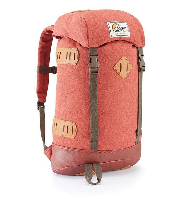 Oranžový turistický batoh Lowe Alpine - objem 30 l