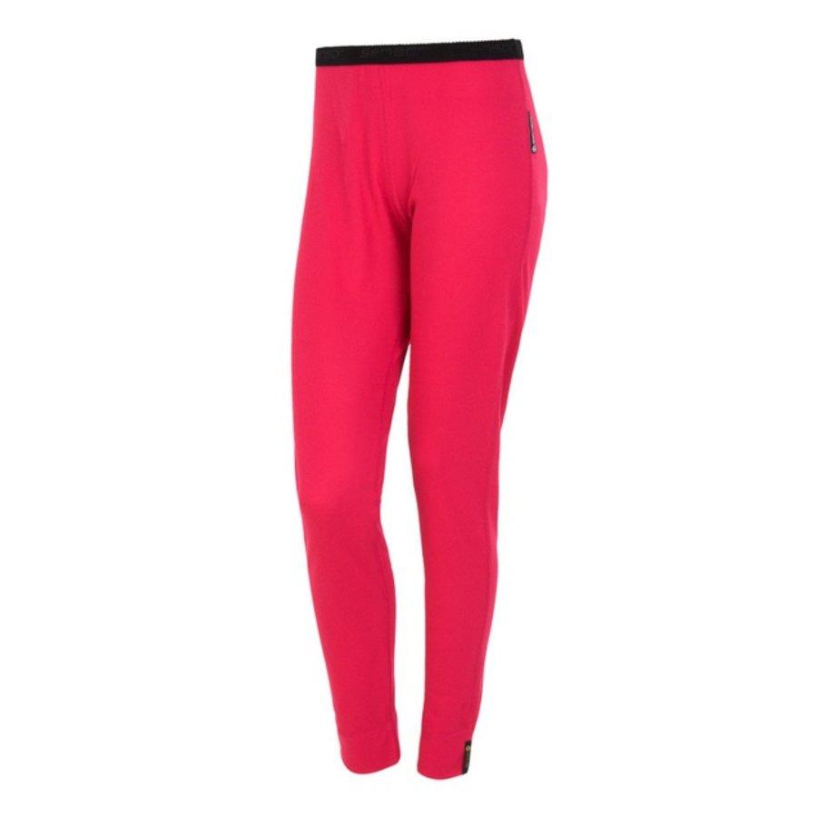 Růžové dámské termo kalhoty Sensor - velikost M