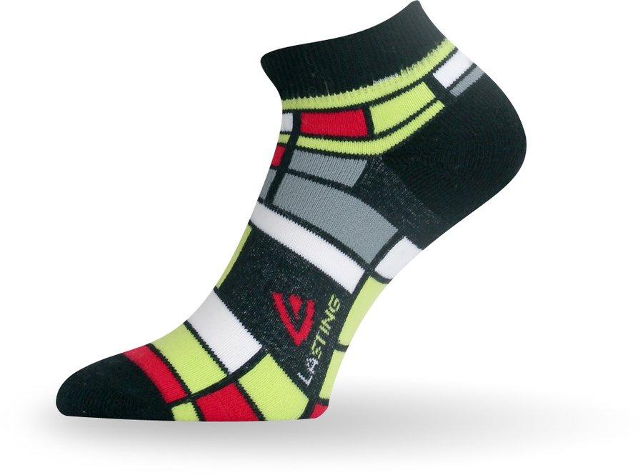 Různobarevné pánské ponožky AFA 963, Lasting