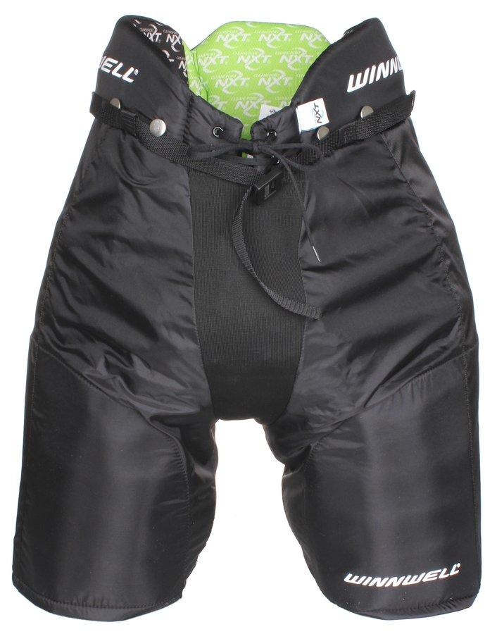 Černé unisex hokejové kalhoty Winnwell - velikost S