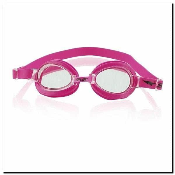 Růžové plavecké brýle 1100 AF 14, SPURT