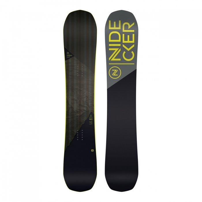 Snowboard bez vázání Nidecker - délka 152 cm