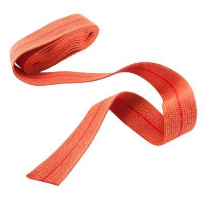 Oranžový judo pásek - délka 250 cm