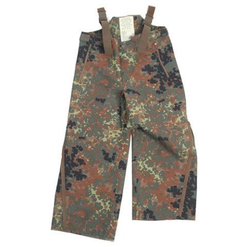 Kalhoty - doprodej Kalhoty BW nepromokavé FLECKTARN