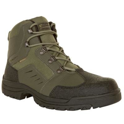 Zelené lovecké boty Solognac