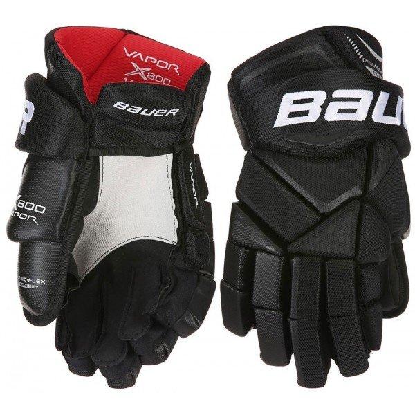 "Hokejové rukavice - junior Bauer - velikost 12"""
