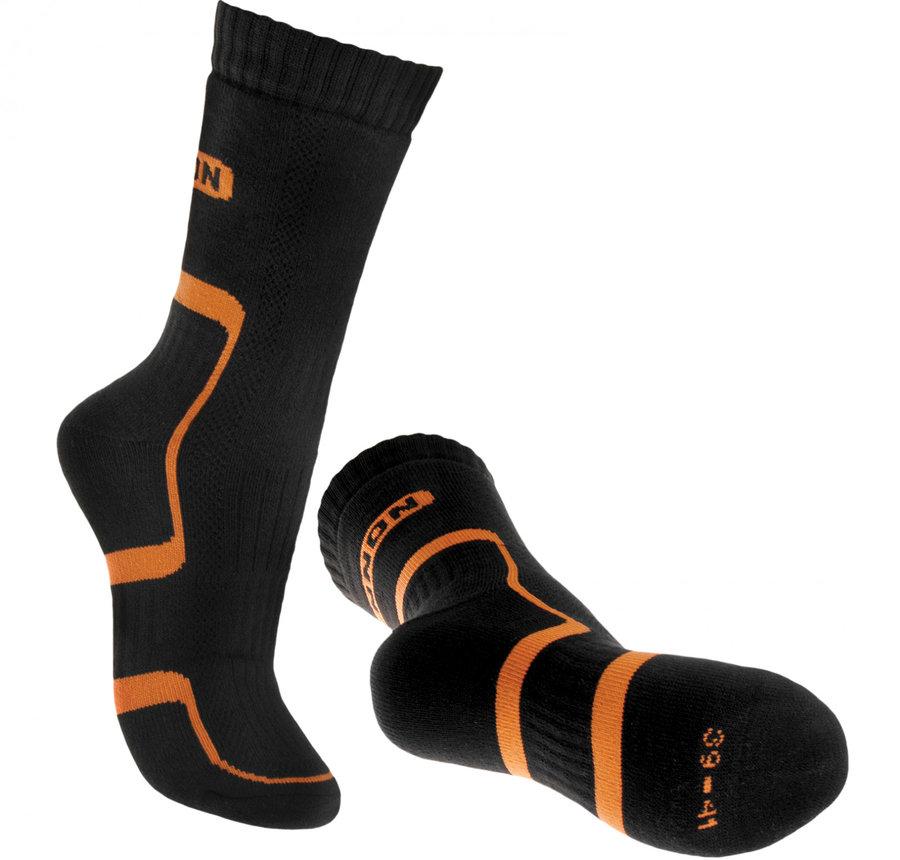 Černé pánské trekové ponožky Bennon