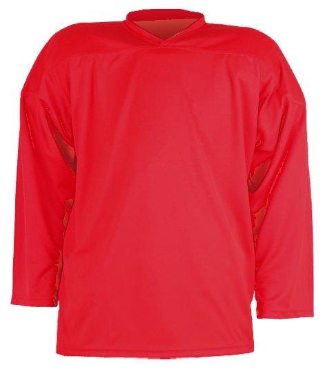 Červený unisex hokejový dres HD-2, Merco