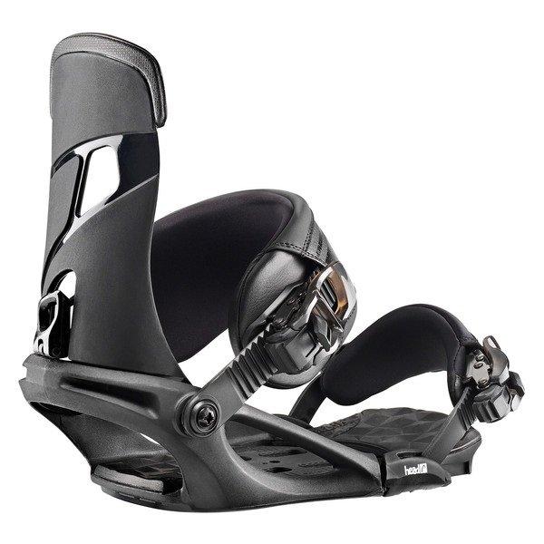 Černé vázání na snowboard Head - velikost M