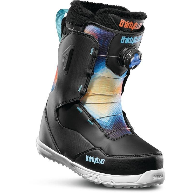 Černé dámské boty na snowboard ThirtyTwo