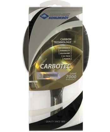 Dřevěná pálka na stolní tenis CarboTec 7000, Donic