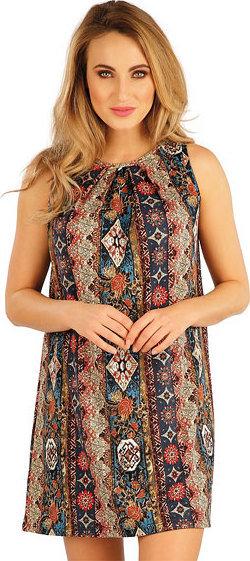 Hnědé dámské šaty Litex - velikost M