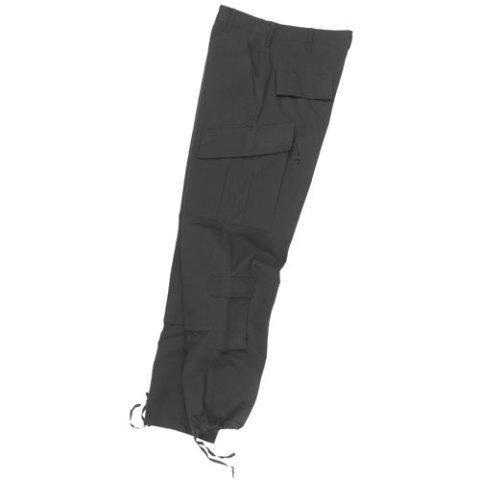 Kalhoty - Kalhoty US typ ACU rip-stop ČERNÉ