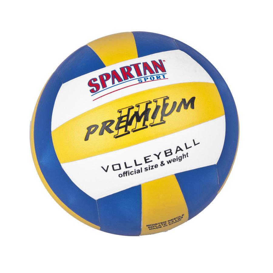 Různobarevný volejbalový míč Spartan - velikost 5