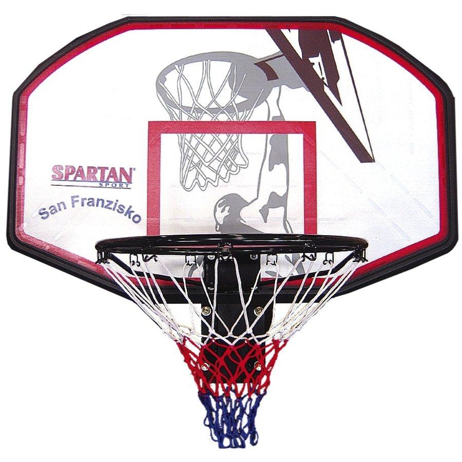 Basketbalový koš - Basketbalový koš SPARTAN San Francisco